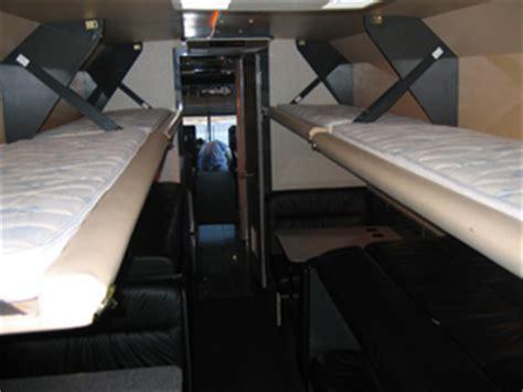 Sleeper Coach Rental by Windstar Lines