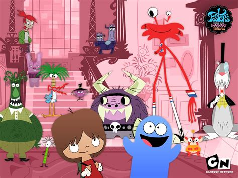 fosters home for imaginary friends pictures