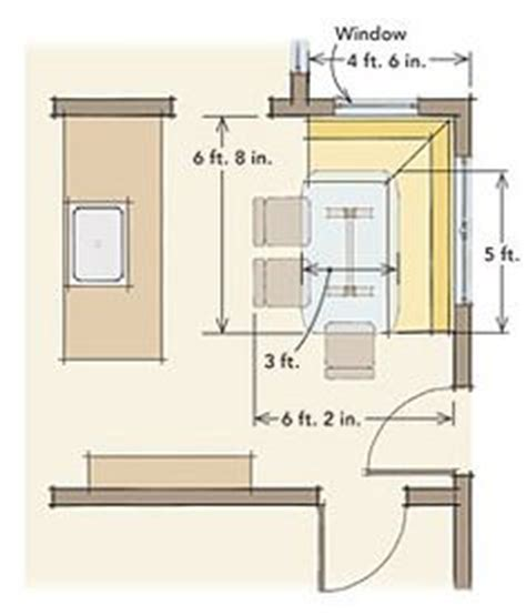 corner booth seating dimensions seating area ideas on breakfast nooks