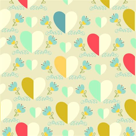pattern photoshop love love pattern with hearts photoshop vectors brushlovers com