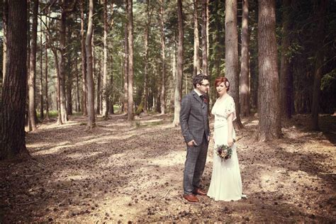 Forest Wedding Concept by Joe S Beautiful Funky New Forest Wedding 183 Rock