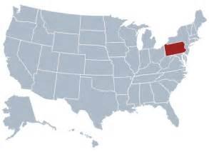 pennsylvania state information symbols capital