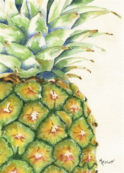 best 25 pineapple painting ideas on pinapple water color pineapple and