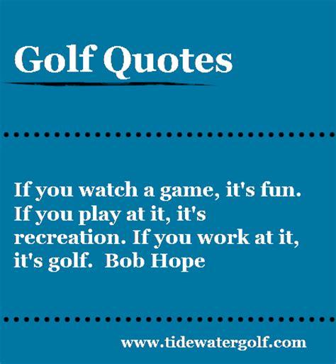 Funny Golf Sayings   North Myrtle Beach Golf Courses   Tidewater Golf Club