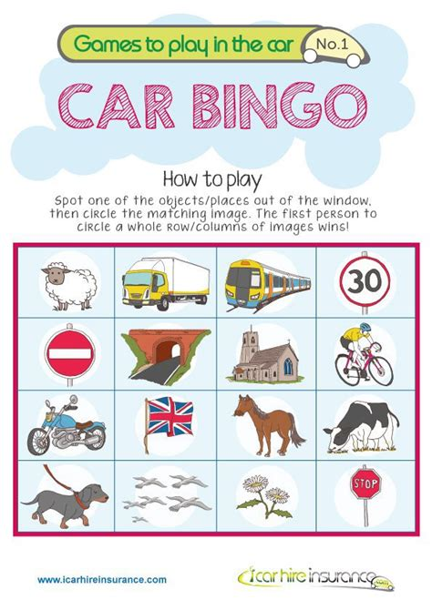printable games for long car rides keeping kids entertained in the car travel printables