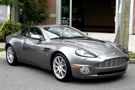 2004 Aston Martin by Aston Martin 2004 V12 Vanquish 2 Door Coupe