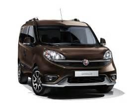Fiat Dublo Fiat Dobl 242 Trekking Previewed Ahead Of Geneva Debut