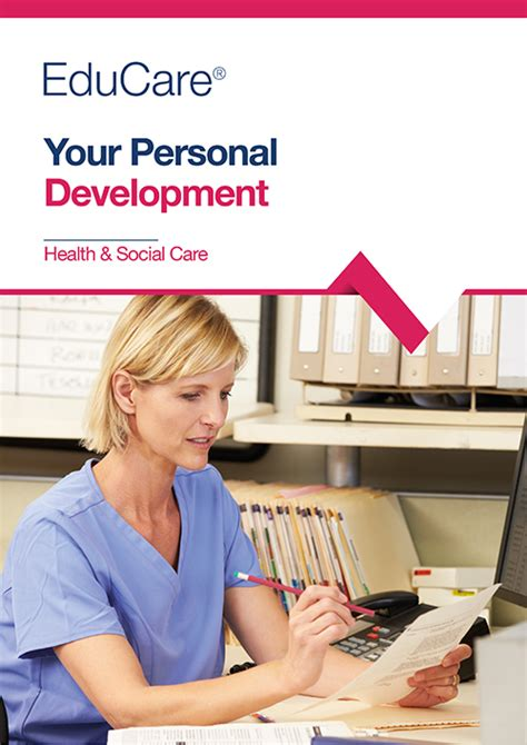 Your Personal Health Care your personal development in health social care