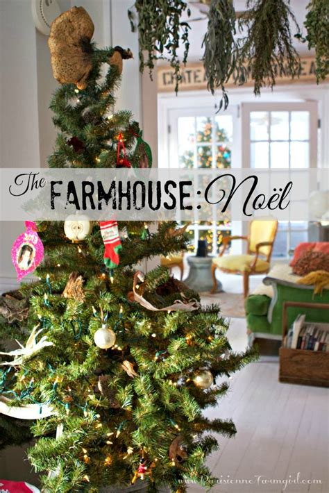 get decorative this christmas mozaico blog french country christmas the farmhouse no 235 l and our christmas