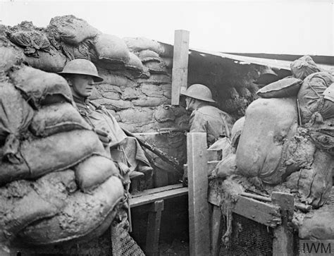 In The Trenches by Fighting In The Trenches Imperial War Museums