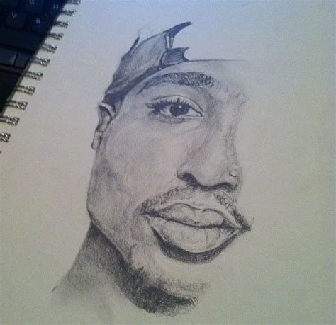 2pac Sketches by 341 Best 2pac Best Rap Artist Of All Time Images On