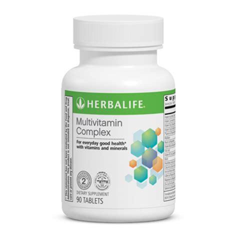 Vitamin C Herbalife Formula 2 Multivitamin Complex