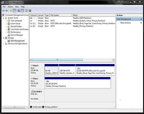 format hard drive dell partitioning your hard drive in windows 7 without