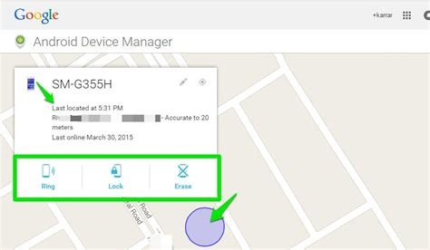 how to find my android phone how to find your android phone ubergizmo