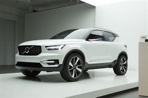 buy new volvo volvo xc40 small suv teased to offer a host of