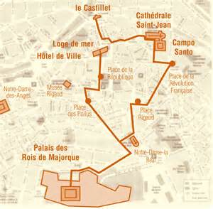 Courtyard Plans city of perpignan pyr 233 n 233 es orientales tourism board