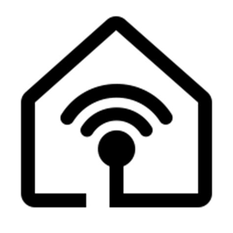 home automation icons noun project