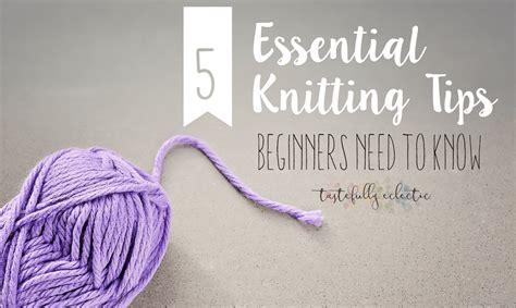 knitting supplies for beginners basic knitting supplies for beginners tastefully eclectic