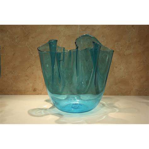 vaso venini fazzoletto fazzoletto vaso venini