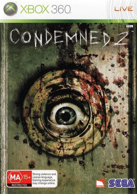 condemned  bloodshot  ps game mod db