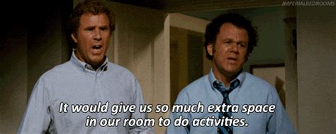 Step Brothers Bedroom Quotes Step Quotes Quotesgram