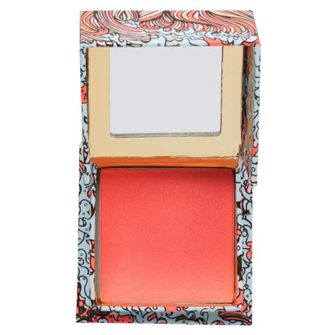 Benefit Galifornia Size Blush benefit cosmetics galifornia powder blush mini beautylish