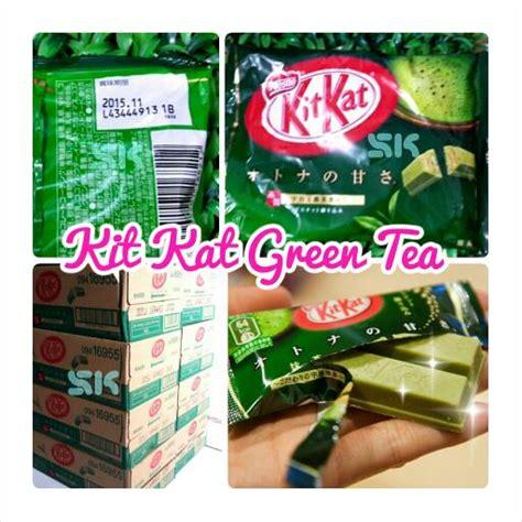 Kit Green Tea Original jual kit greentea halal original japan jepang import