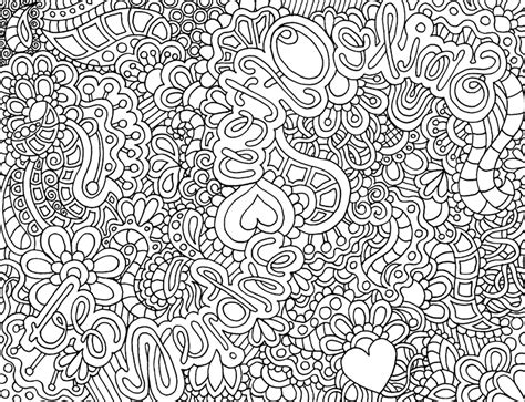 color because 18 patterns to color books complex coloring pages for teenagers colouring