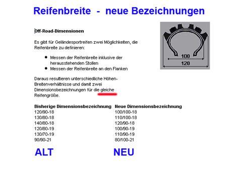 Motorradreifen Bezeichnung by Mousse 120 100 18 Motorr 228 Der Und Zubeh 246 R Offroadforen
