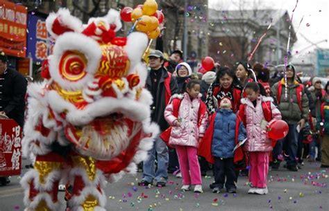 new year parade nyc 2016 flushing lunar new year in ny daily news