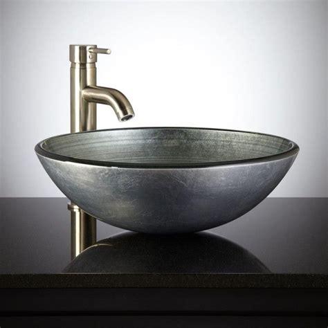 bathroom vessel sink ideas 25 best ideas about glass vessel on glass