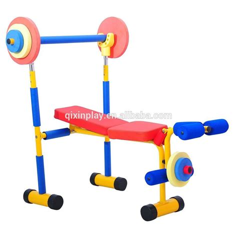 kid weight bench cheap price kids exercise equipment toddler gym equipment