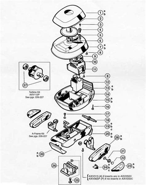 hayward parts diagram mypool hayward pool vac pool cleaner parts list