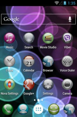 android sphere sphere android theme for launcher androidlooks