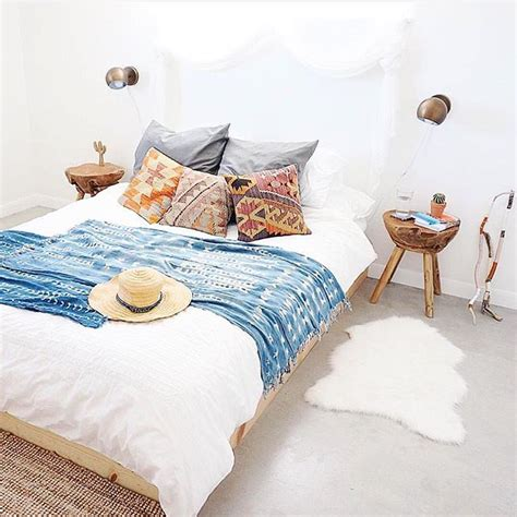 hippie schlafzimmerdekor 2090 besten bedroom spaces bilder auf