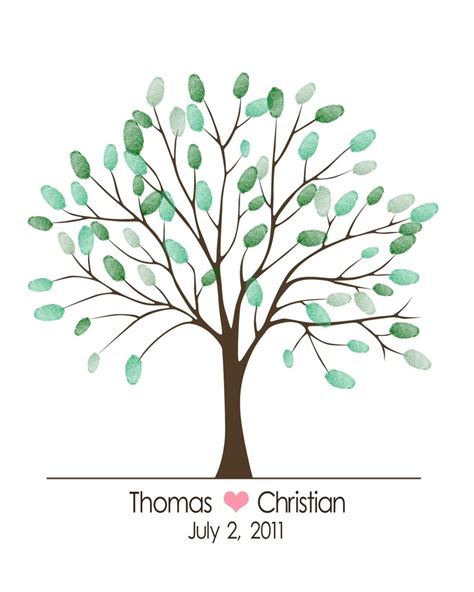 baby shower thumbprint tree template thumbprint tree baby shower home inspiration