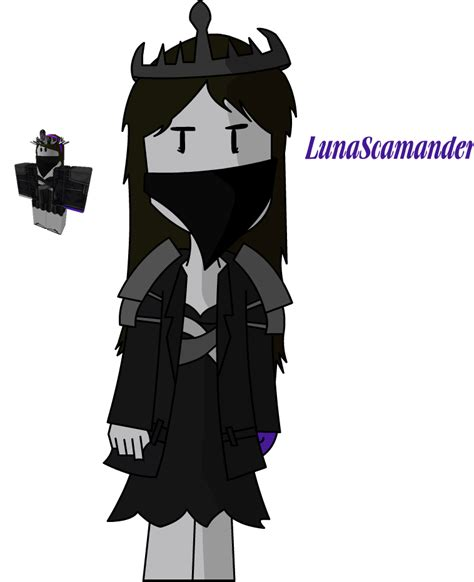 Sketches Roblox Account by Lunascamander Drawing Roblox By Guttc On Deviantart