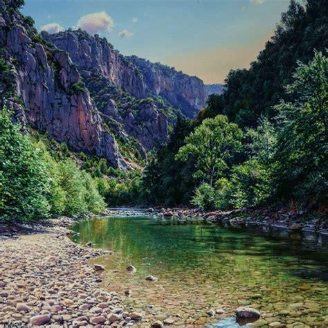 imagenes sorprendentes paisajes im 225 genes arte pinturas sorprendentes vistas de arroyos