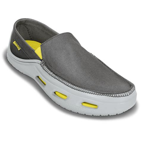 Crocs Tideline Sport Canvas Rk608 crocs mens tideline sport canvas shoe
