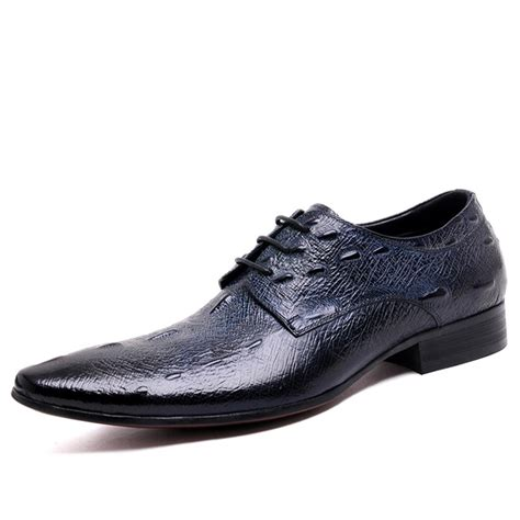 dress shoes oxford cwmalls embossed leather oxford dress shoes cw716013