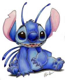 stitch color colored pencil stitch by hesstoons on deviantart