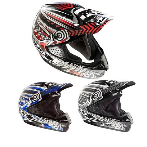 hjc motocross helmets hjc cs mx charge off road motocross trials enduro