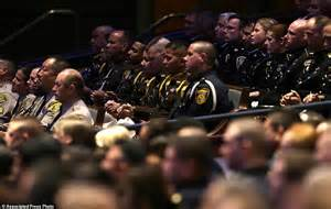 funeral for dallas officers killed by sniper