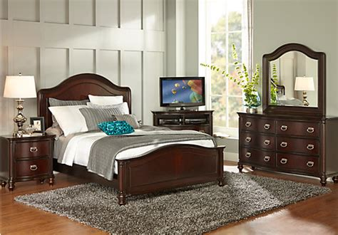 7 pc bedroom set rooms to go affordable home furniture store online