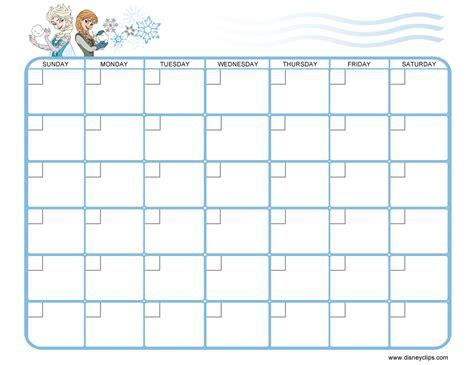 Binghamton Academic Calendar Free Printable Frozen Calendar New Calendar Template Site