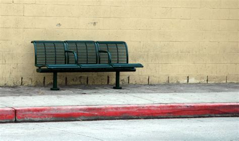 bus bench deep thoughts bus bench hawaiian gardens