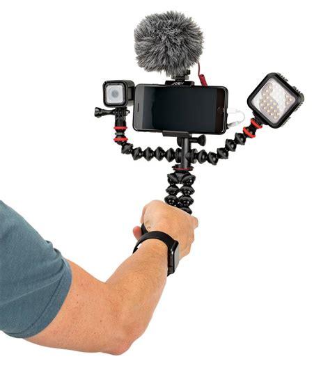 joby gorillapod mobile rig vlog tripod pixigo smart photography