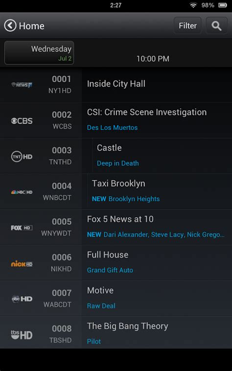time warner cable app for android twc tv 174 android apps on play