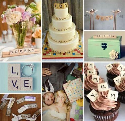Help Scrabble Theme Weddingbee