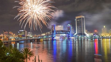 new year in jacksonville fl jacksonville new years fireworks 2017 where to